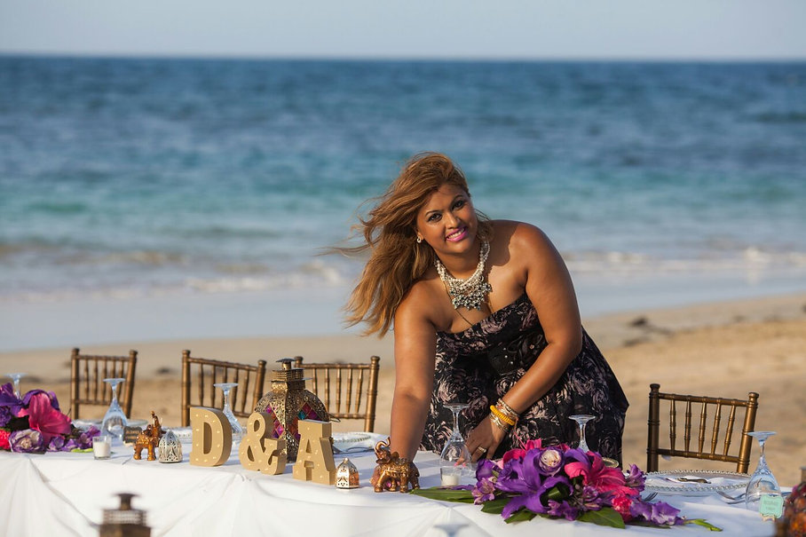 Cristalyne- Destination Wedding Planner and Travel Agent