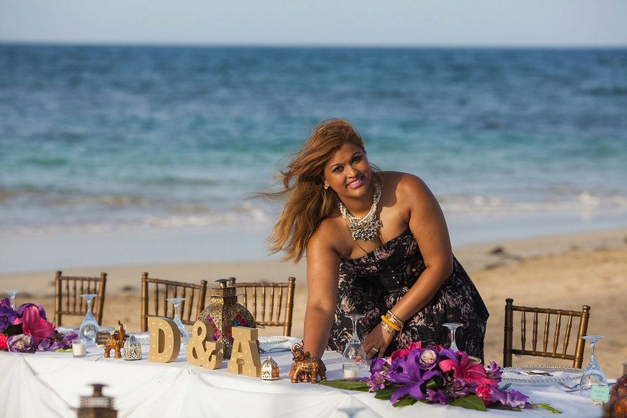 Cristalyne- Destination Weddings and Travel Expert
