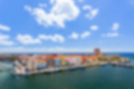 Panoramic view of Willemstad, Curacao..jpeg