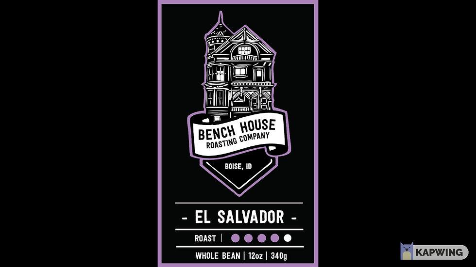 El Salvador Whole Bean 12oz
