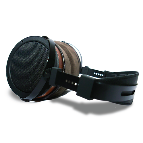 Monolith M1060 Mod Open Grills: 3D Printed | Leather Wrapped