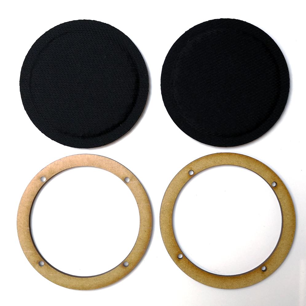 BATCH 1, M1060C Mod Open Grills: DIY Kit / Commissioned