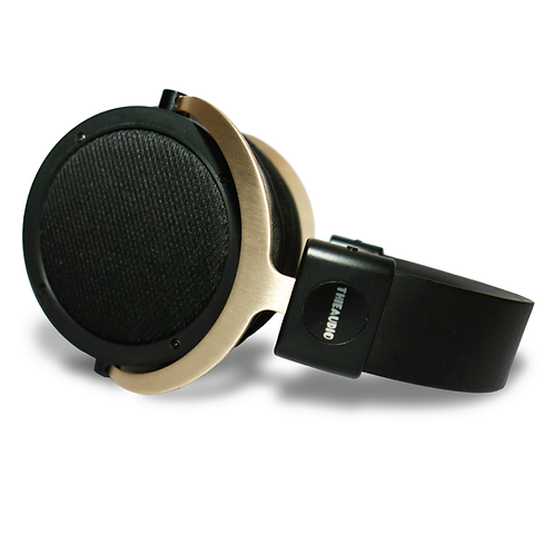 Thieaudio Phantom Mod Open Grills: 3D Printed | Leather Wrapped