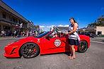 2009 Ferrari 16M Scuderia Winner Ferndale Concours on Main 2019 Car Show