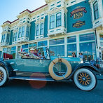 1927 Pierce Arrow Series 36 Winner Ferndale Concours on Main 2019 Car Show in the Victorian Village