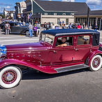 Chrysler Imperial CL LeBaron 1930s Winner Ferndale Concours on Main 2019 Victorian Village Car Show