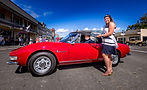 1967 Fiat Dino Winner Ferndale Concours on Main 2019 Car Show