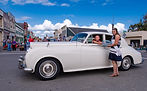 1960 Rolls-Royce Silver Cloud II Winner 2019 Ferndale Concours on Main Car Show