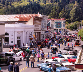 Ferndale Concours on Main 2019