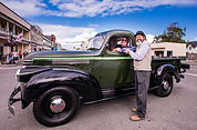 1946 Chevrolet ½-ton Pick-up Ferndale Chamber Winner Ferndale Concours on Main 2019 Car Show Victorian Village