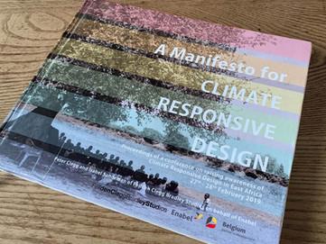 A Manifesto for Climate Responsive Design