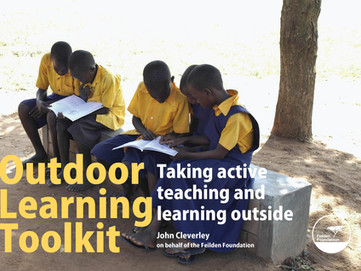 Download Feilden Foundation's new Outdoor Learning Toolkit