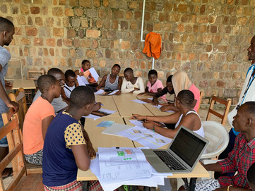 Positive future for young people in Burundi