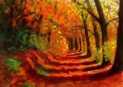 Autumn path 2