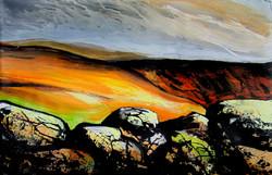 moorland, storm rising 85x55.jpg