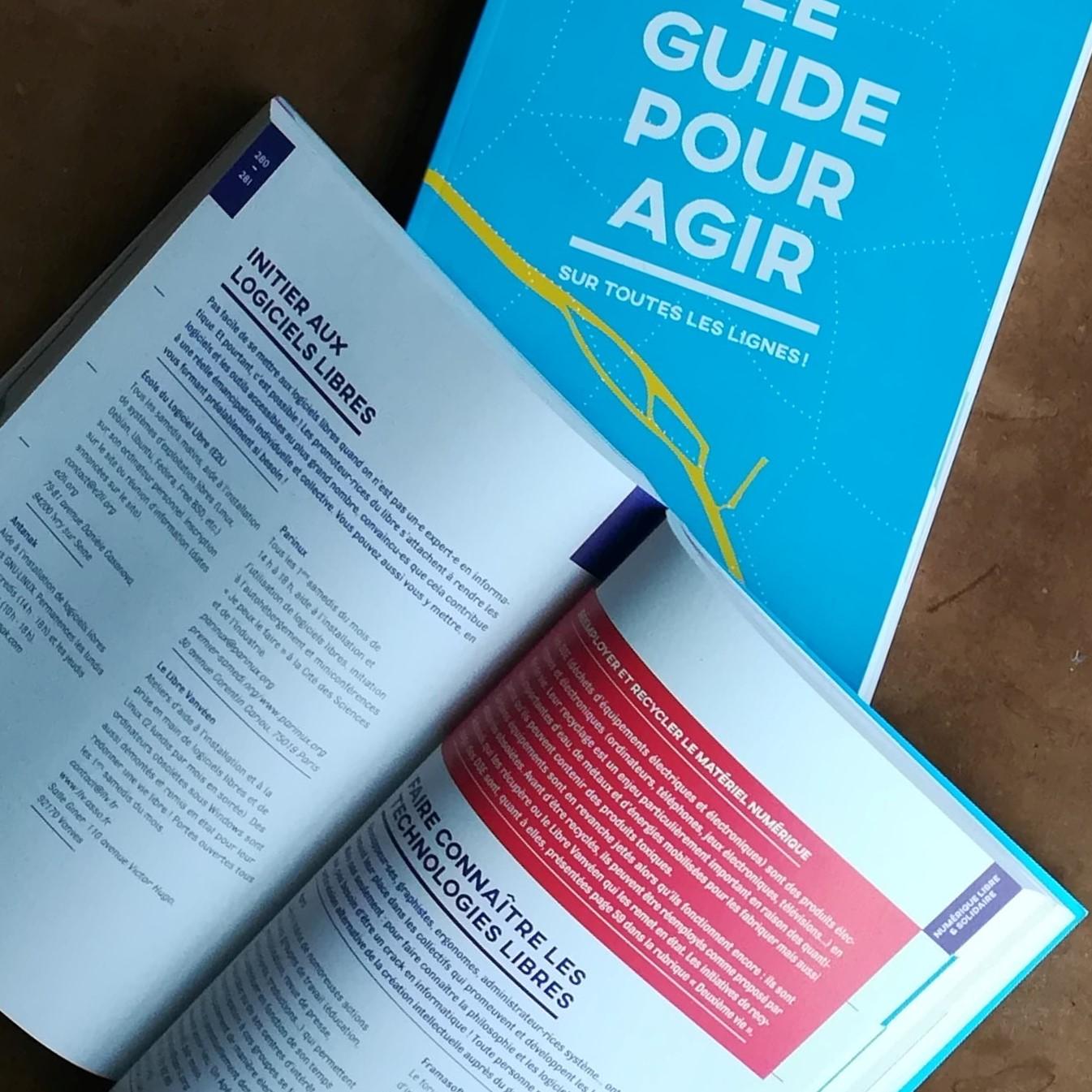 Le Guide pour Agir