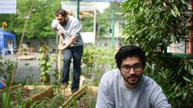 Olivier & Tristan - Bénévoles à l'association Bio Campus