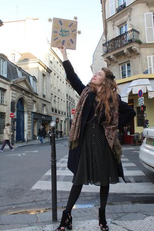 Laure - Graphiste et illustratrice bénévole chez À Nous la Nuit !