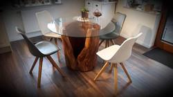 Tische aus Birne