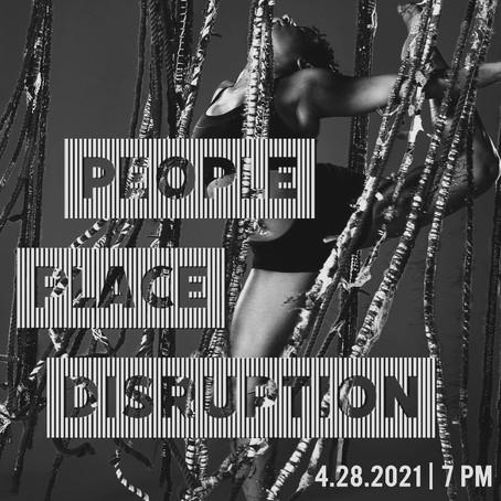 People Place Disruption, NIMBUS DANCE