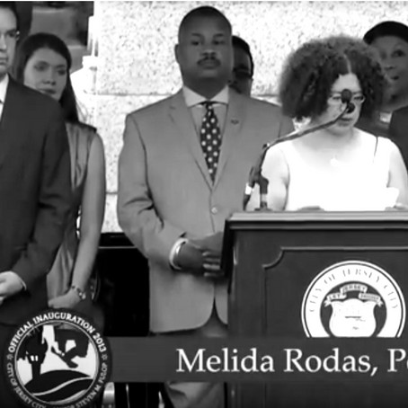 Inaugural Poet, City of Jersey City