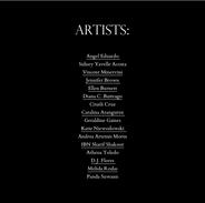Co- Curator: D.J. Flores