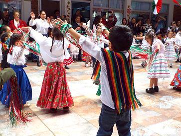 Celebración de la Independencia de Méxic