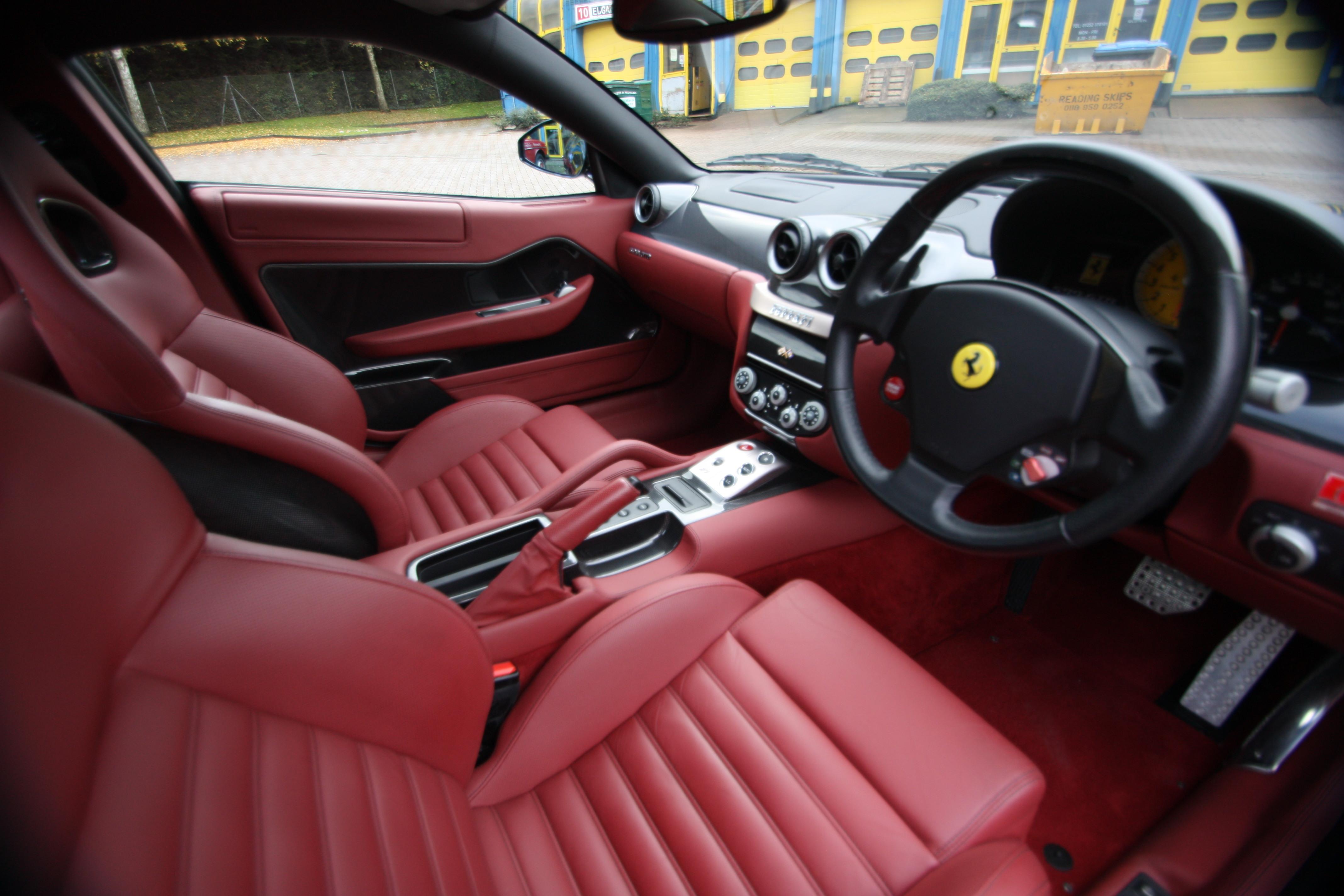 Ferrari 599 HGT