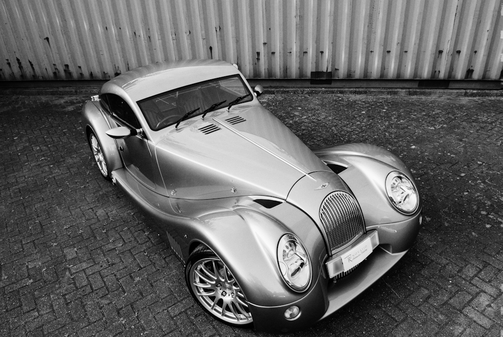 Morgan Aeromax Chassis No2 Press car