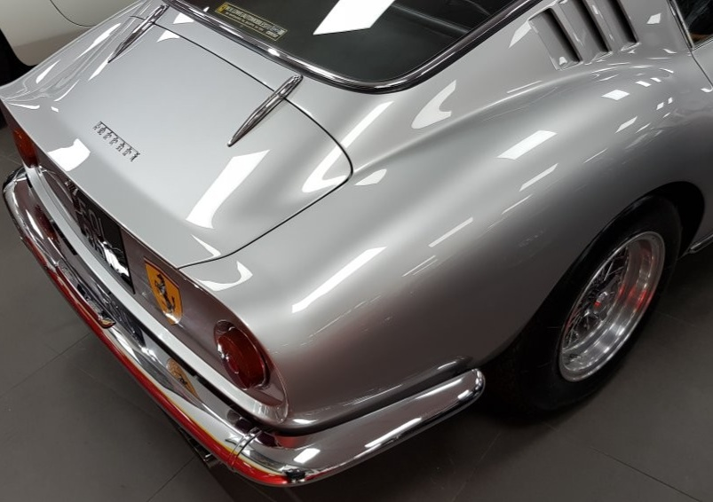Ferrari 275 GTB 4/6 Alloy Body