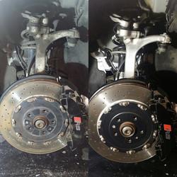 Audi RS4 in depth clean