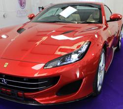 Ferrari Portofino new car protection