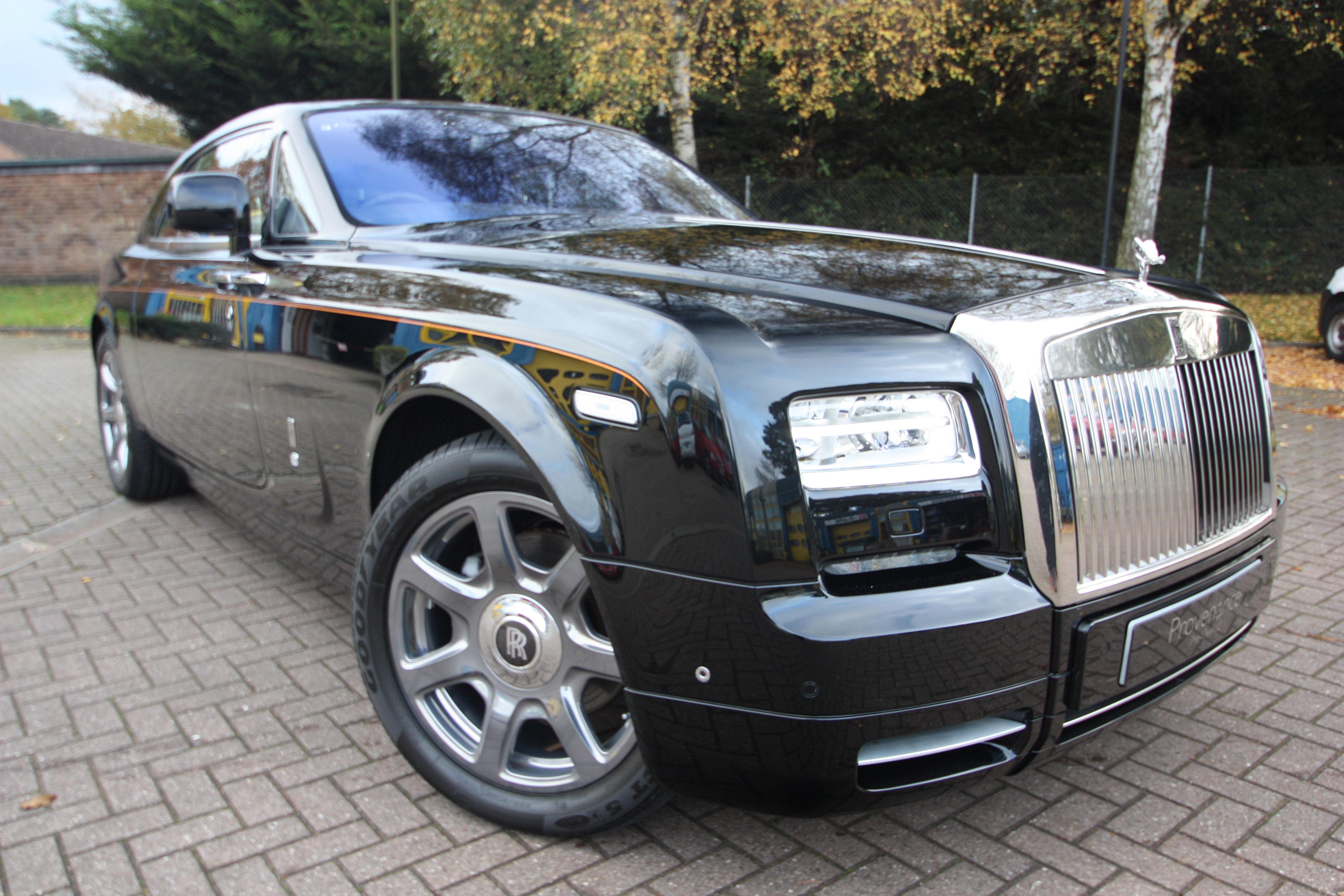 Rolls Royce Phantom Coupe 1of1