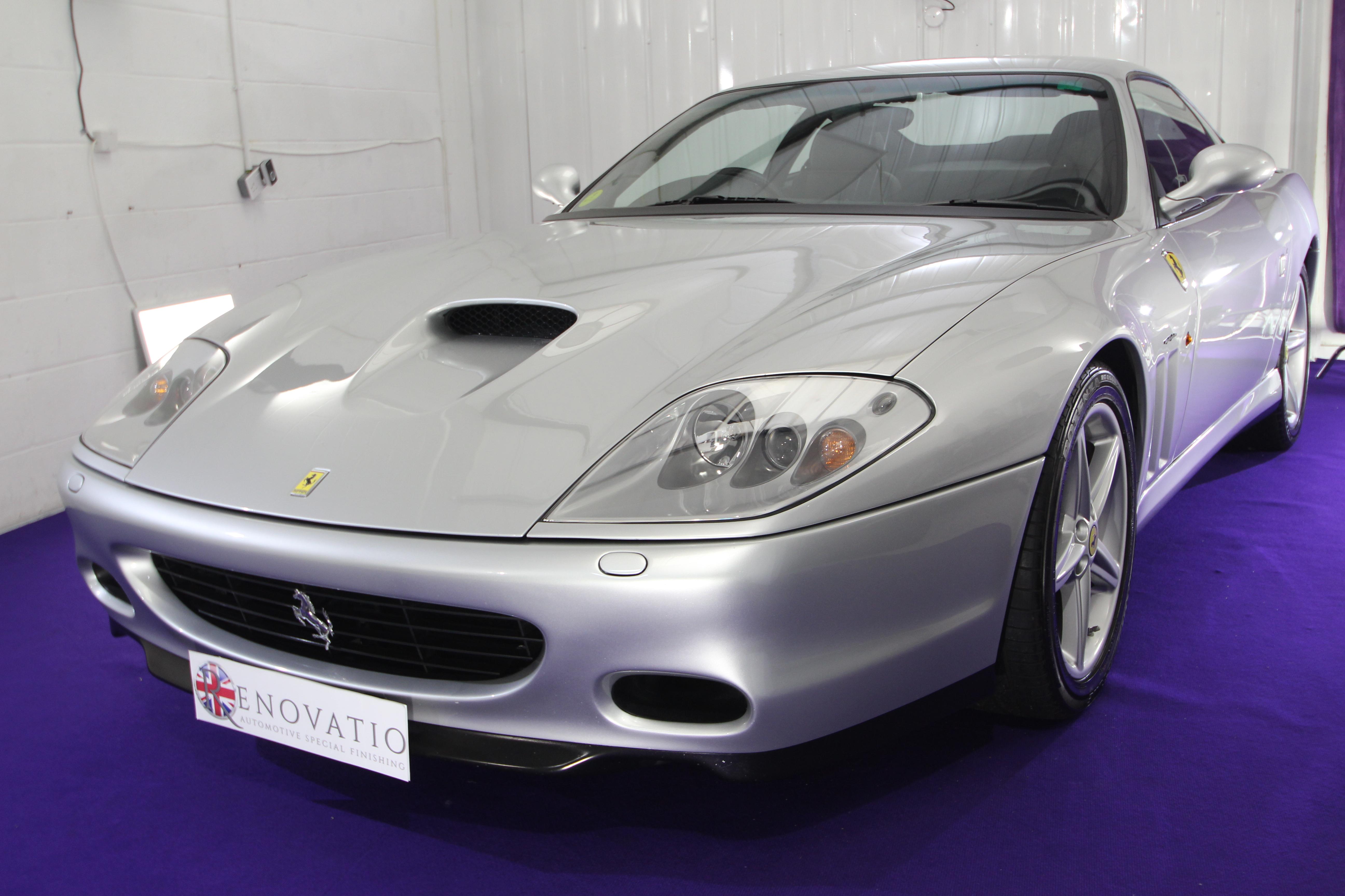 Ex-Eric Clapton Ferrari 575M