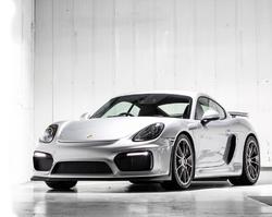 Porsche Cayman gt3 New car Protect