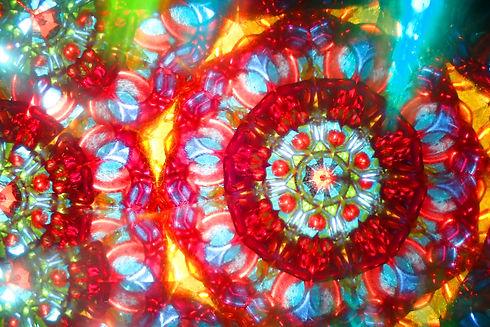color kaleidoscop texture as very nice b