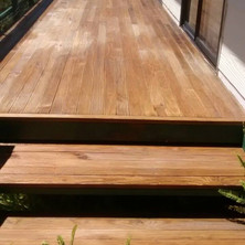 Kiwi Blokes - Deck Cleaning After