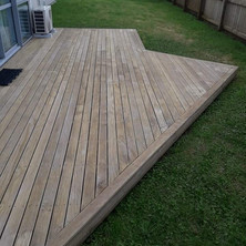 Keen Kiwi Blokes - Deck Cleaning After