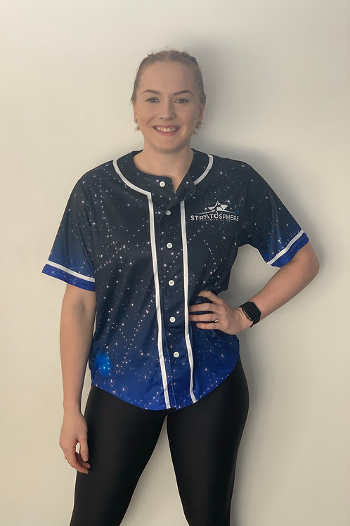 Galaxy Baseball Jersey
