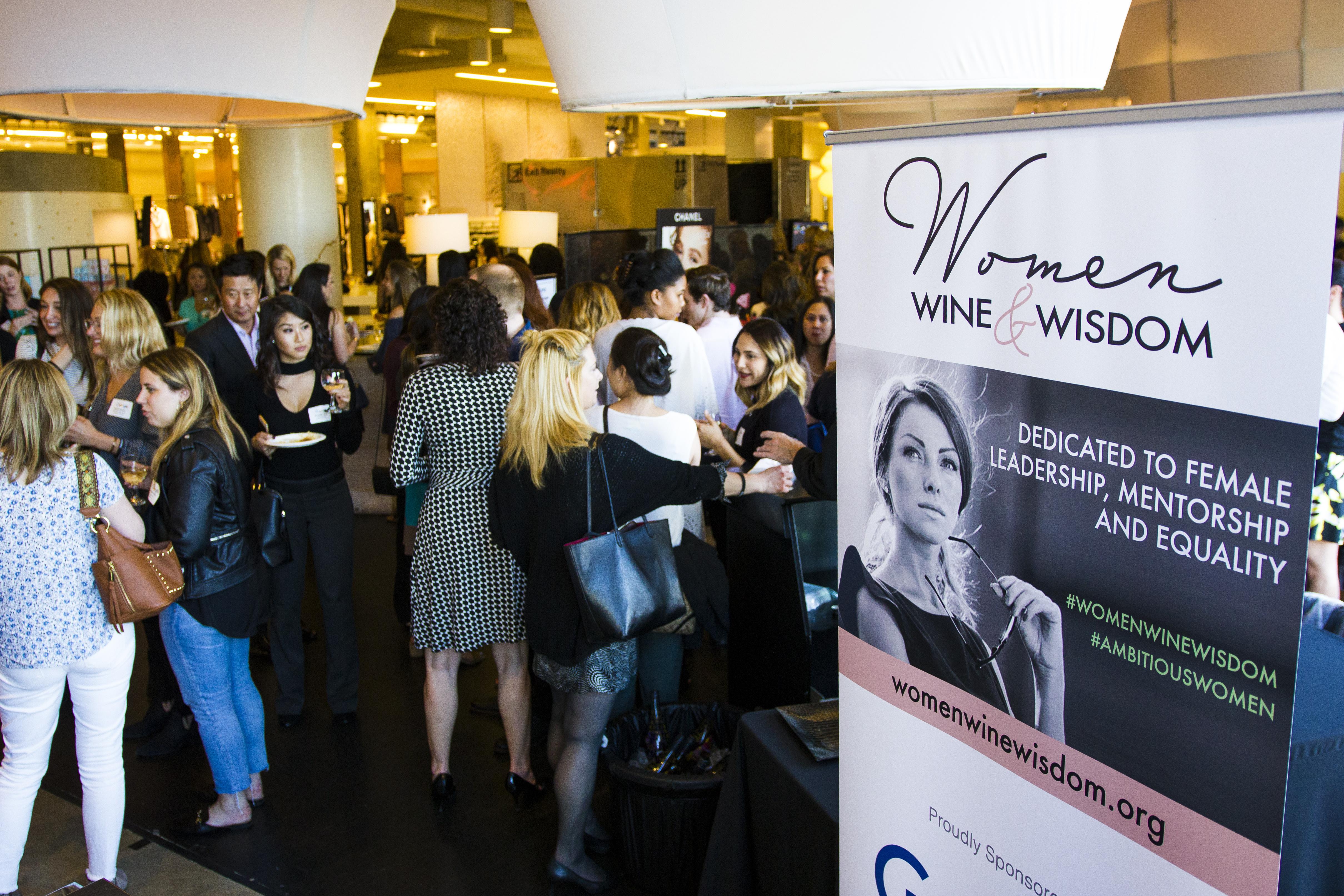Women Wine & Wisdom