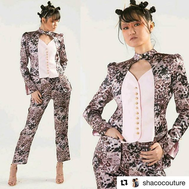 #Repost @shacocouture with @get_repost ・