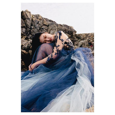 Dream of my #blue #dream . . . . . Desig