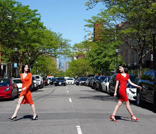 Boston Photo Shoot