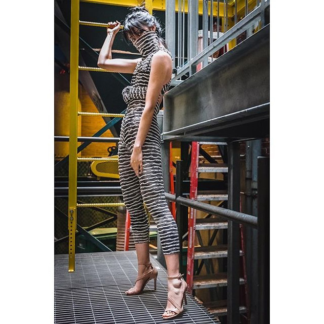 Fashion is about #power 💪 . . Designer