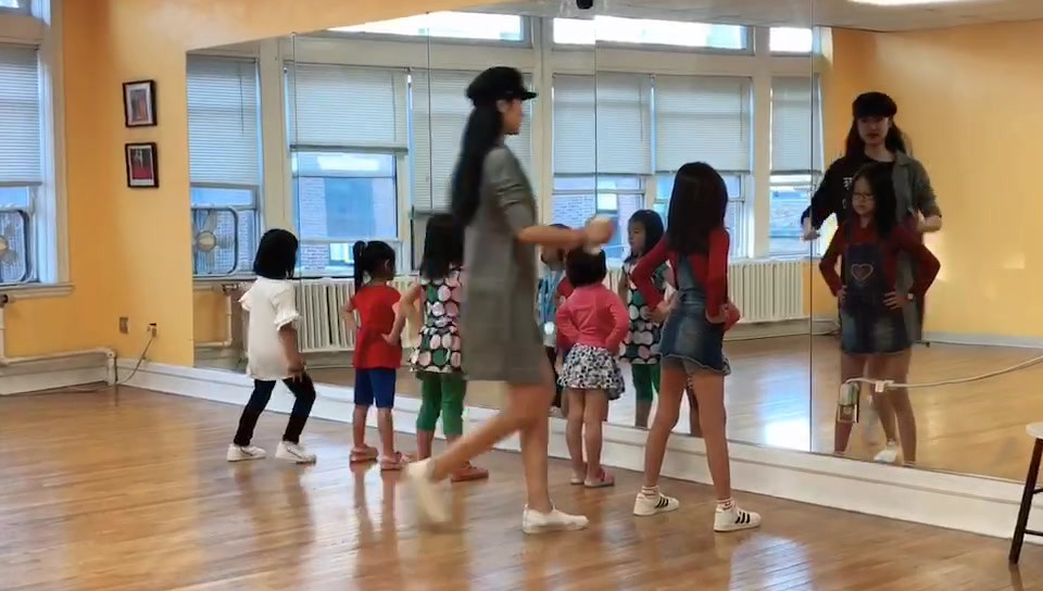 Kids Model Training Class