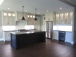 Kitchen in Woodholme Park