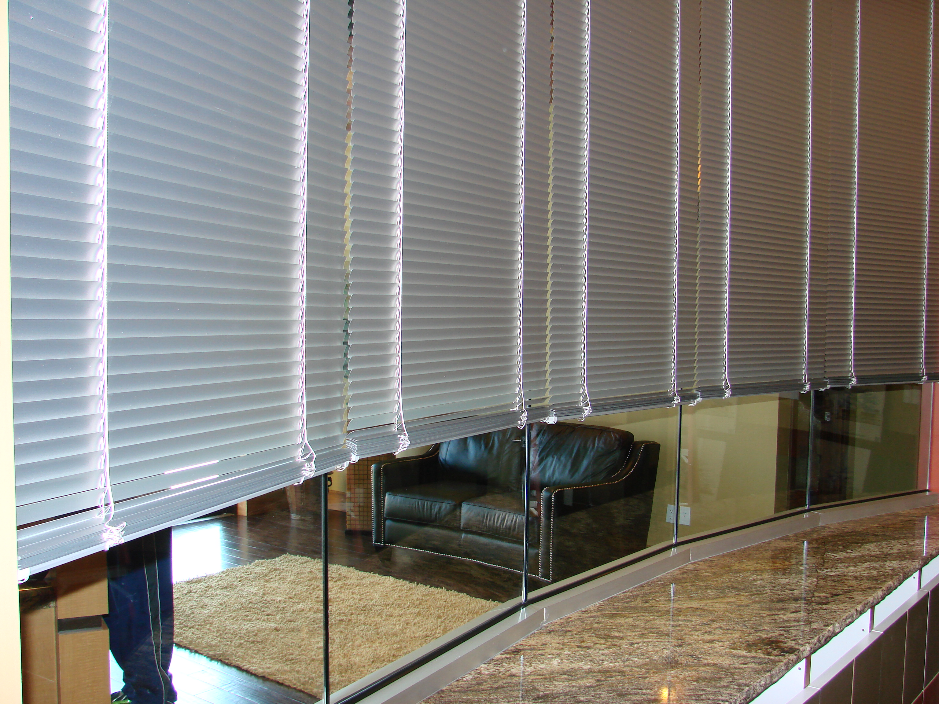 Motorized Mini Blinds