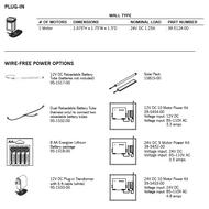12v 24v DC power options