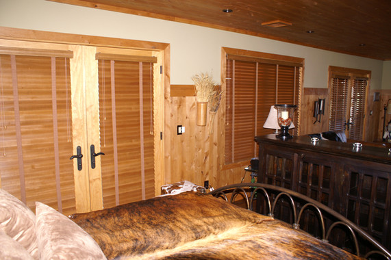 Residential Real Wood