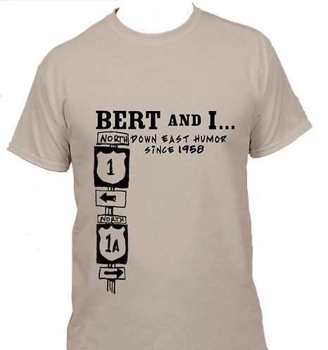 Signpost T-Shirt (SAND)
